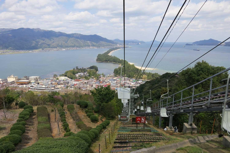 amanohashidate-2016-viewland-descente