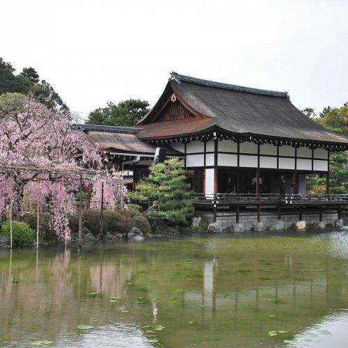 Kyoto 2016 – Sanctuaire Heian Jingu et son jardin