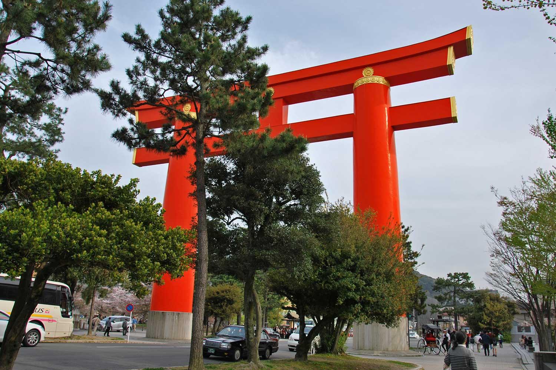kyoto-2016-heian-jingu-torii-1
