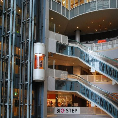 Osaka 2016 – Balade vers Amerika Mura et le Shinsaibashi Big Step