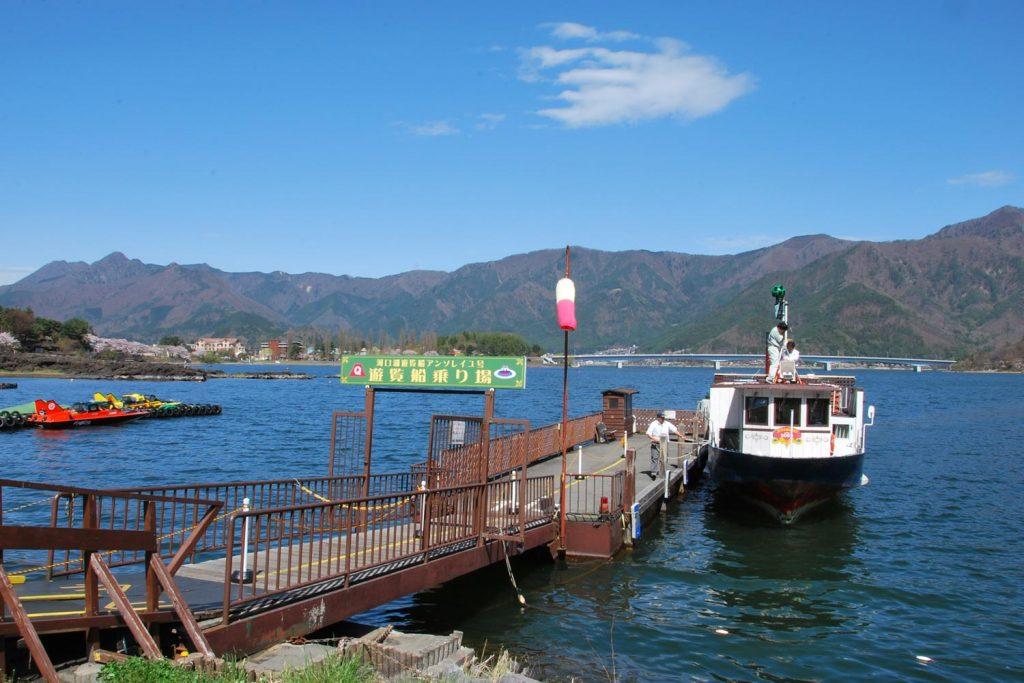 kawaguchiko-2016-lac-bateau-croisiere