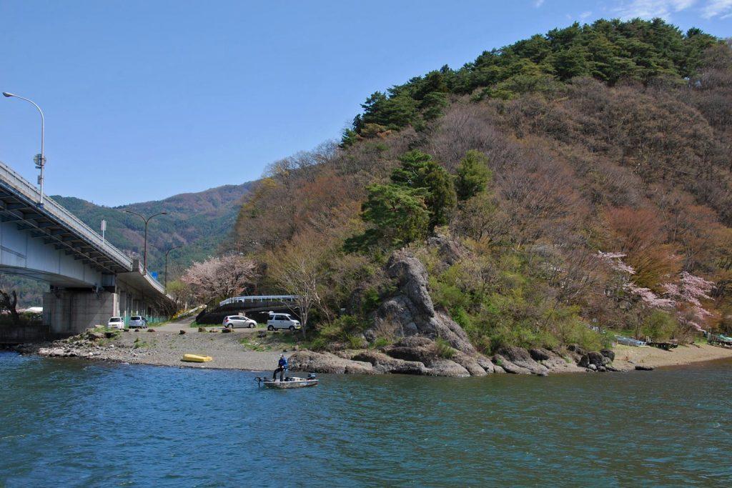 kawaguchiko-2016-lac-rive-2-bateau-croisiere