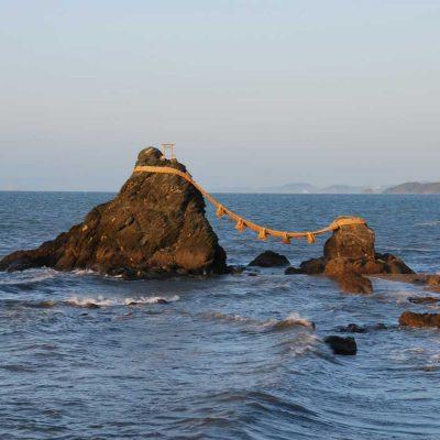 Toba 2016 – Meoto Iwa, les Rochers Mariés de la préfecture de Mie