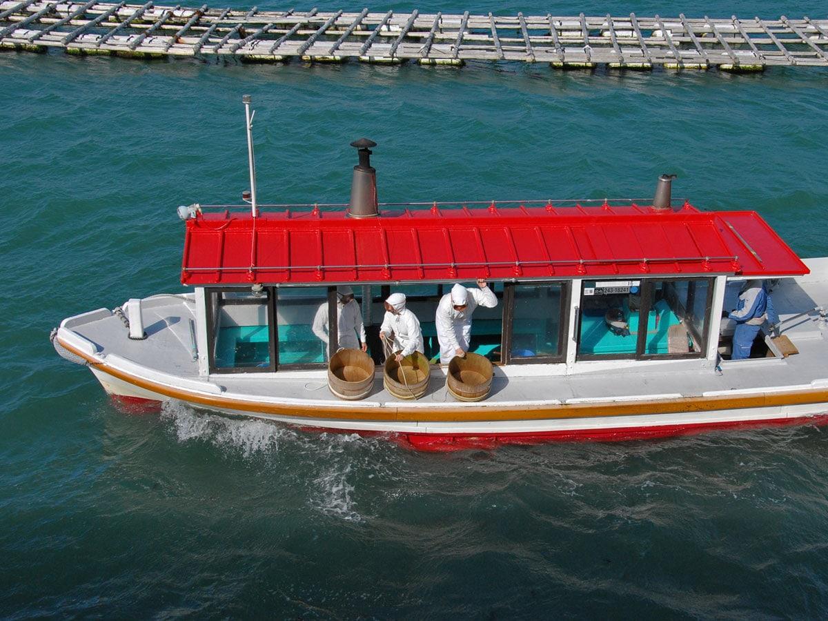 Toba 2016 – L'île aux perles de Mikimoto