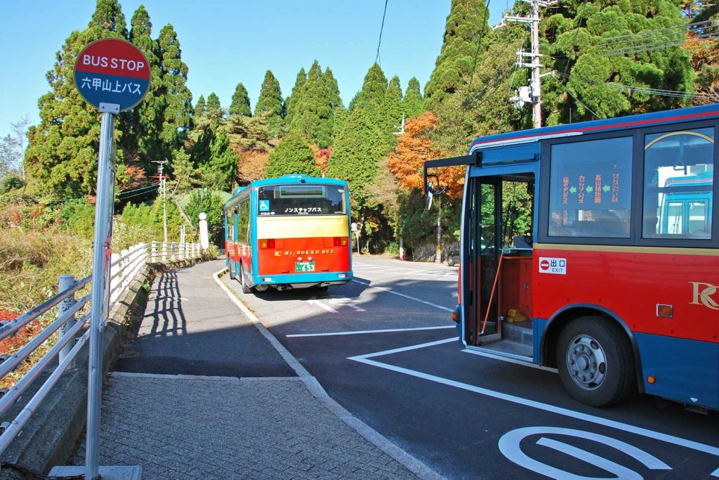 kobe-2014-mont-rokko-cable-car-bus-stop